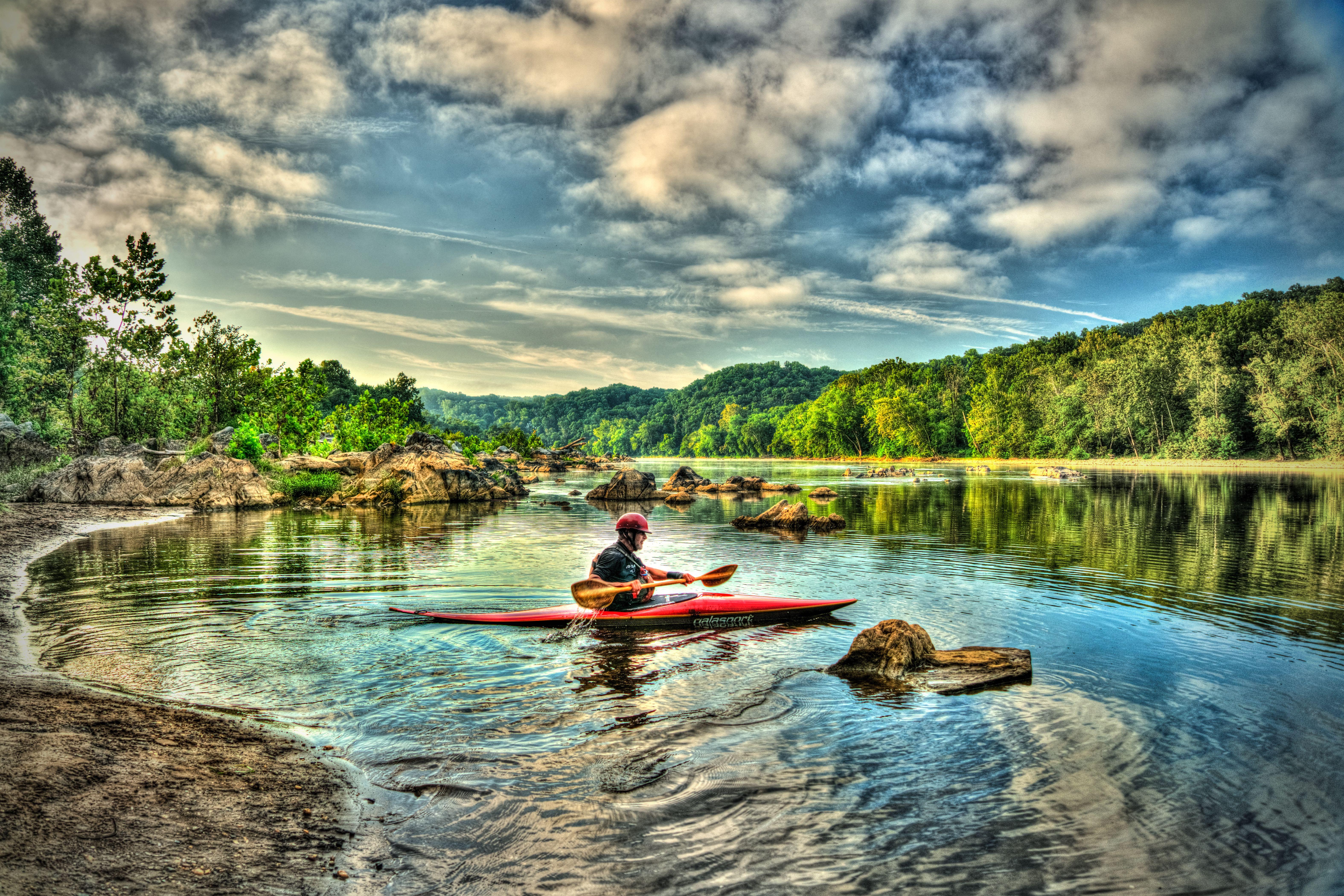 Potomac Kayaker