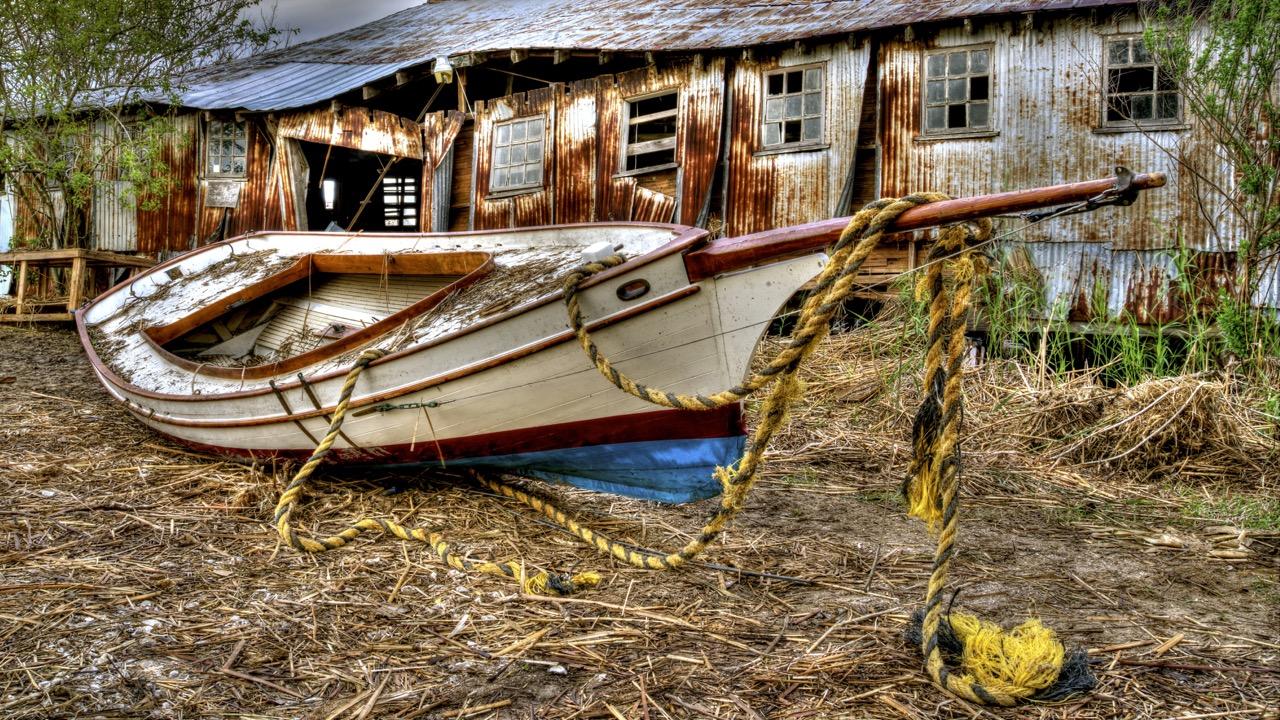 Apalachicola Boatyard