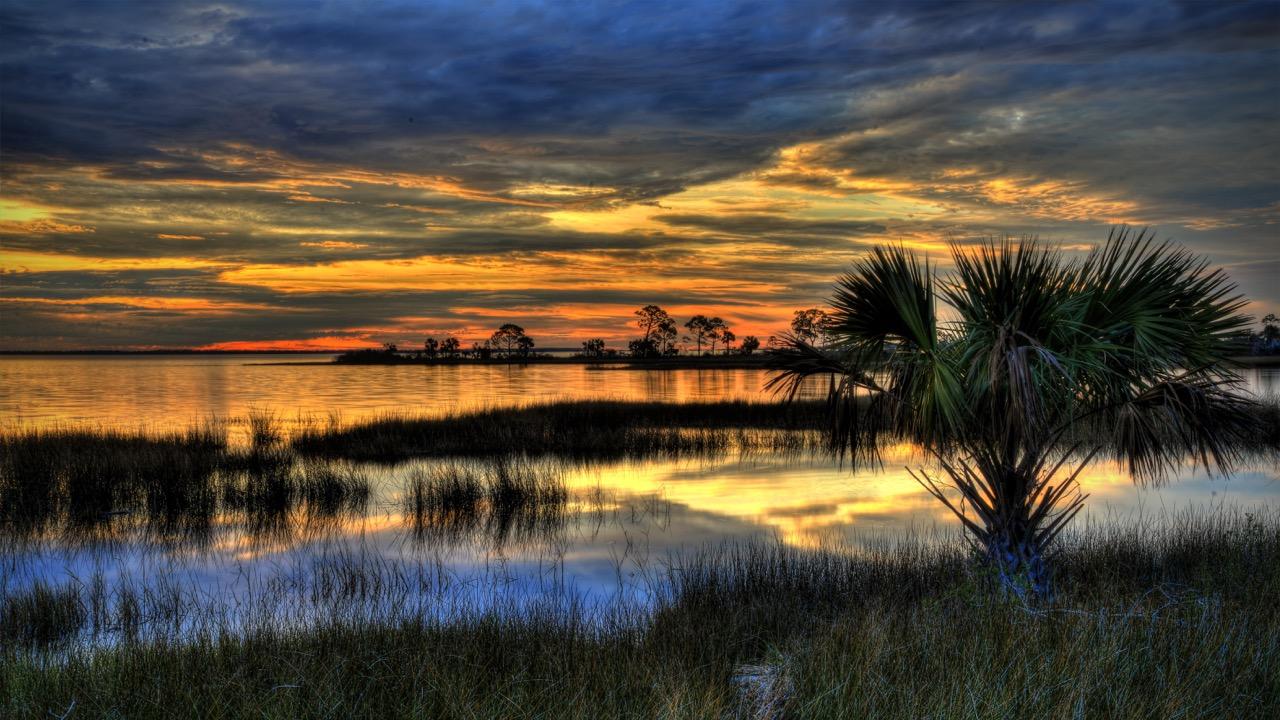 Florida Panhandle Sunrise