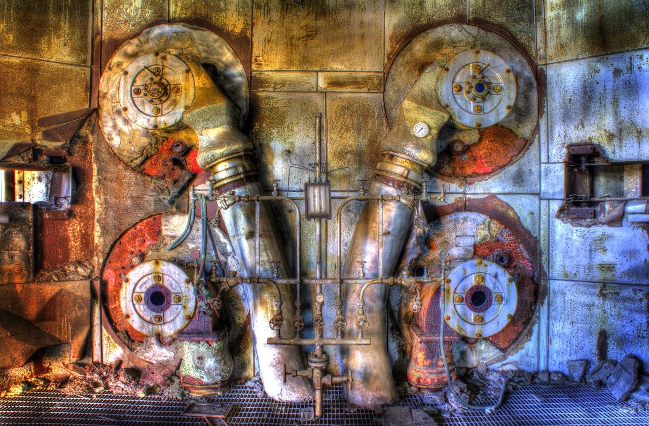 -Power Plant Quad