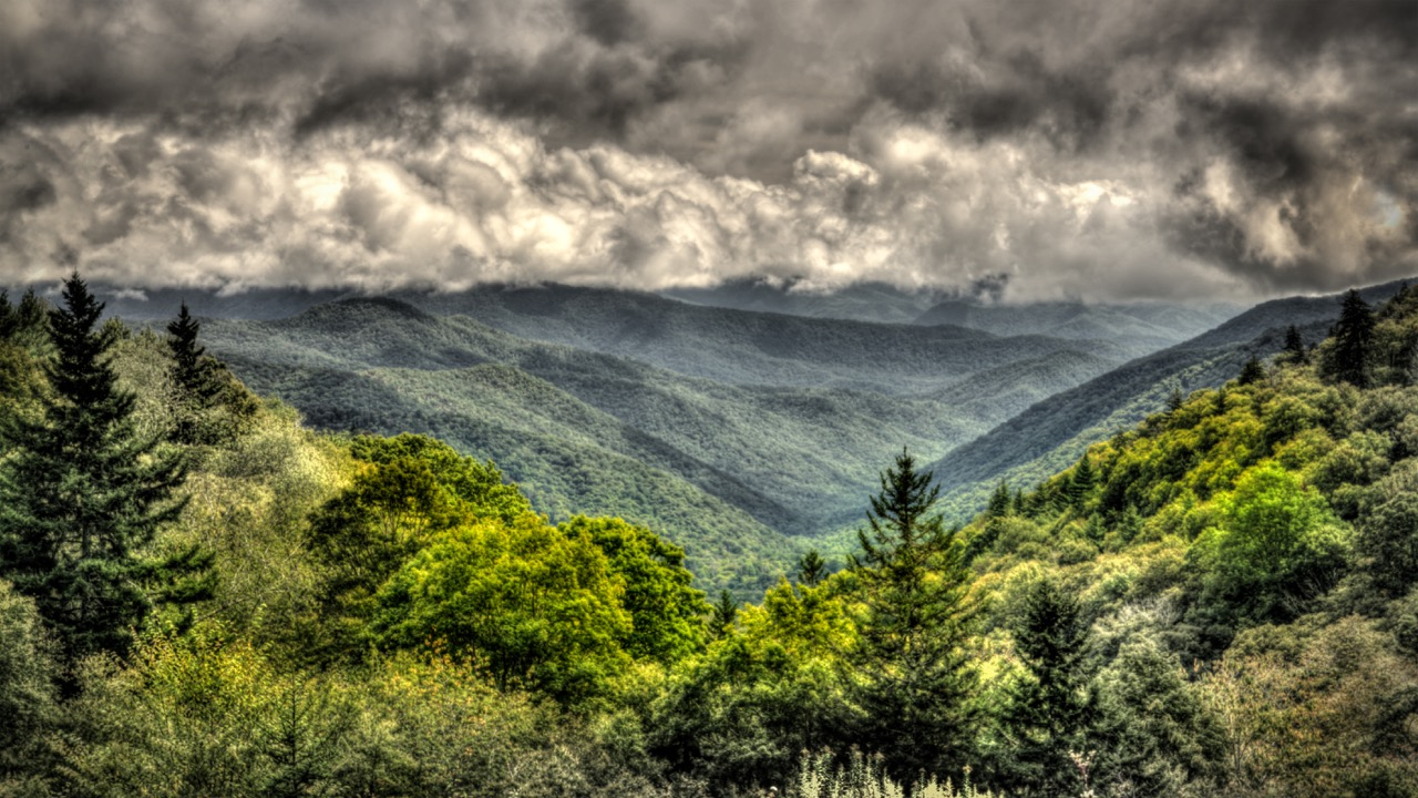 Newfound Gap Storm