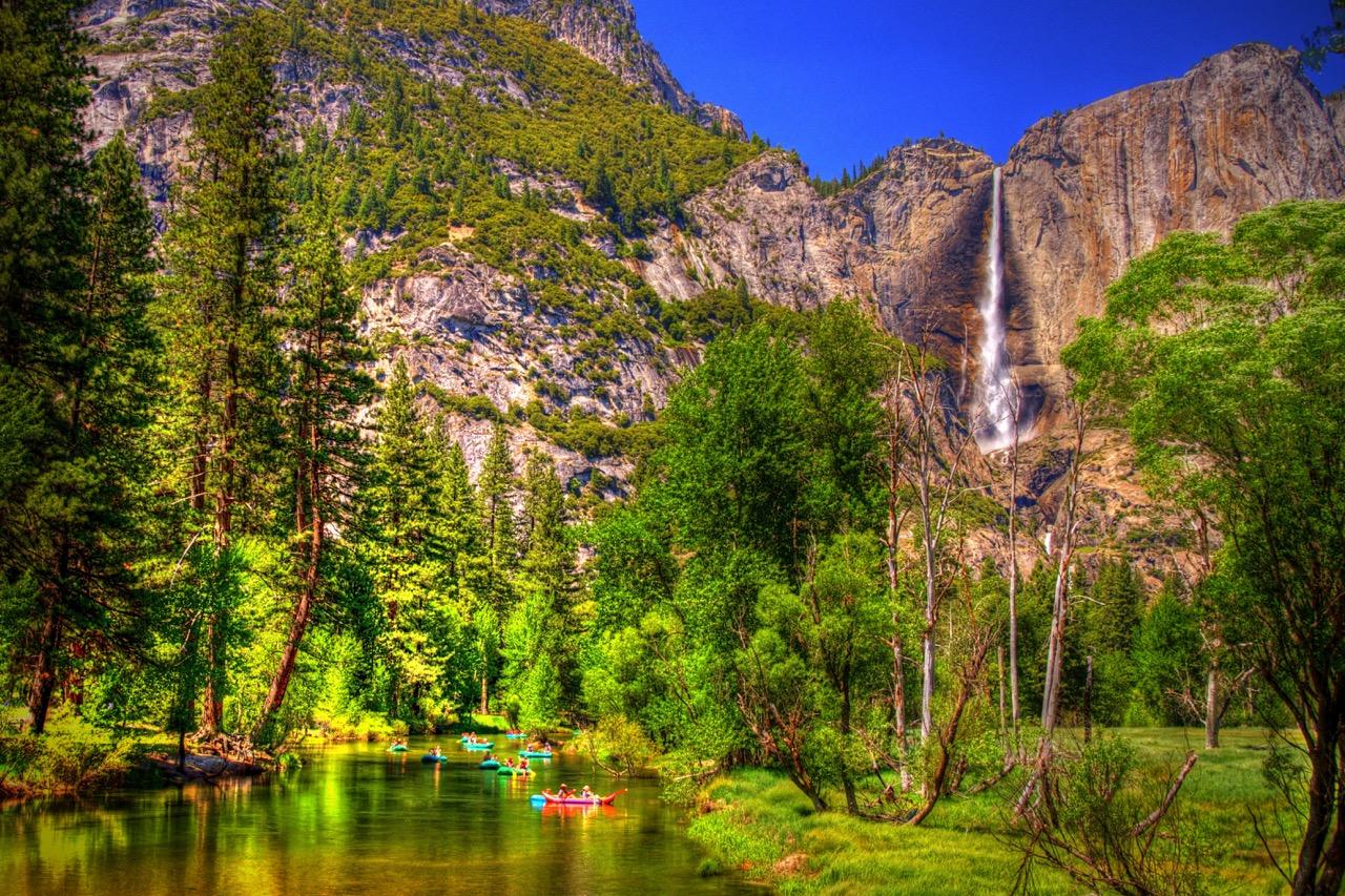 Merced Rafters - Yosemite