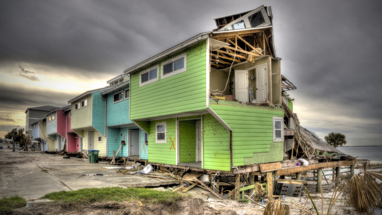 Hurricane Michael- Mexico Beach
