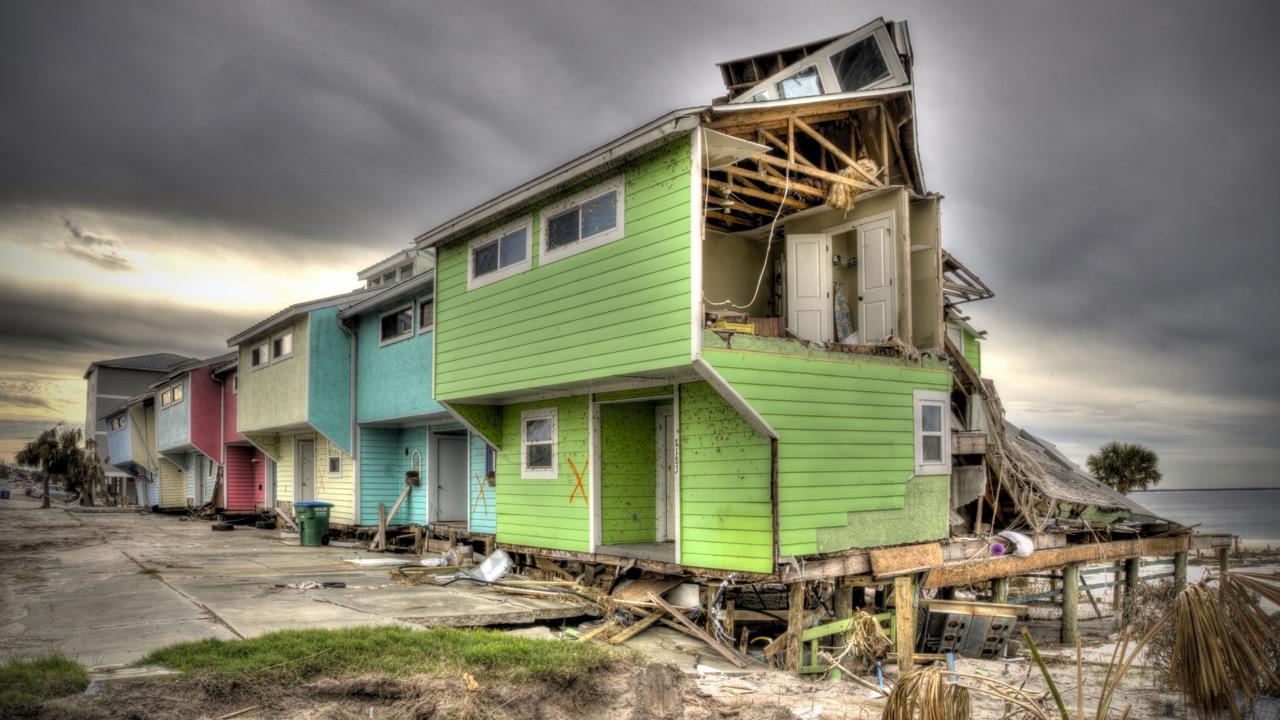 Hurricane Michael- Mexico Beach