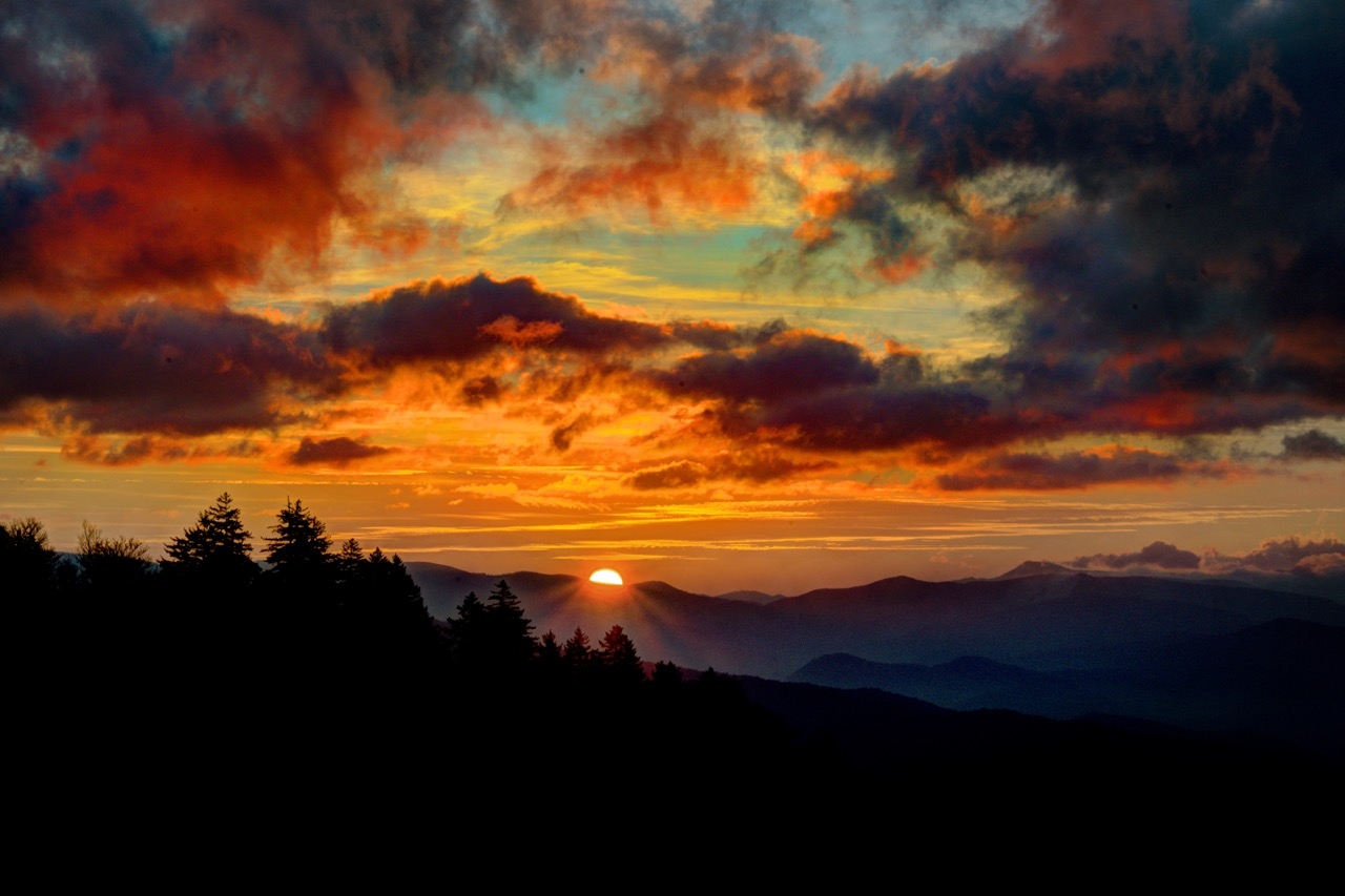Smokies Sunrise