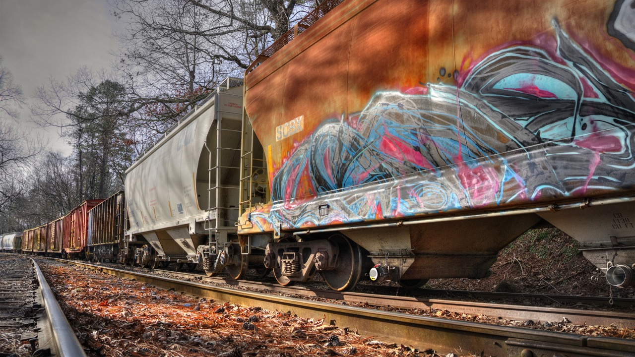 Graffiti Express - GA Northeastern