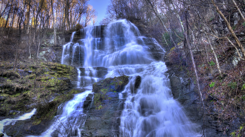 Amicalola Falls - N.E. Georgia