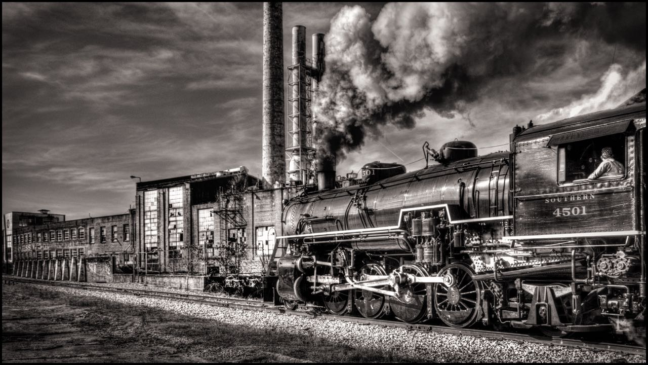 """The Age Of Steam"""
