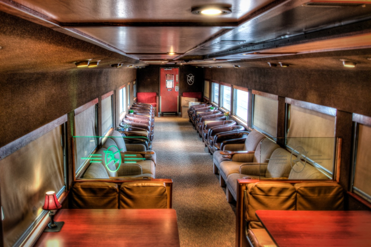 New River Pullman Car
