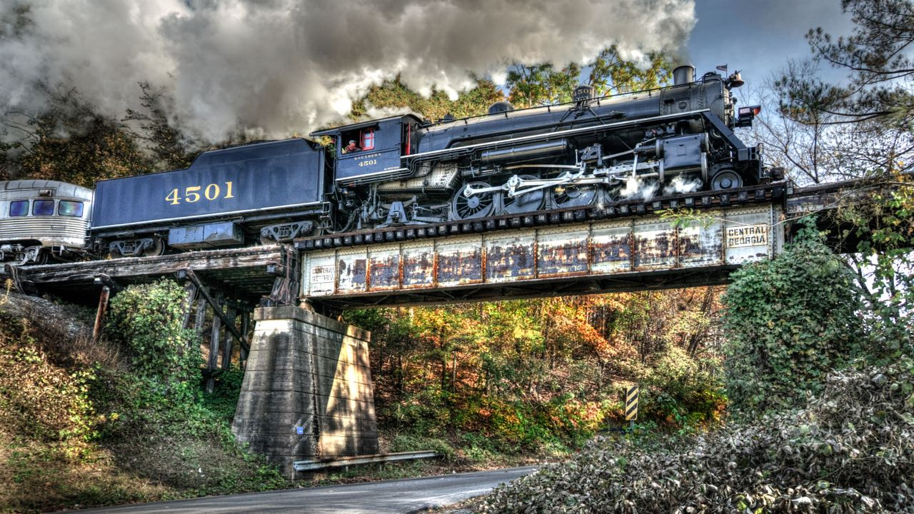 4501 On Girder Bridge at McFarland
