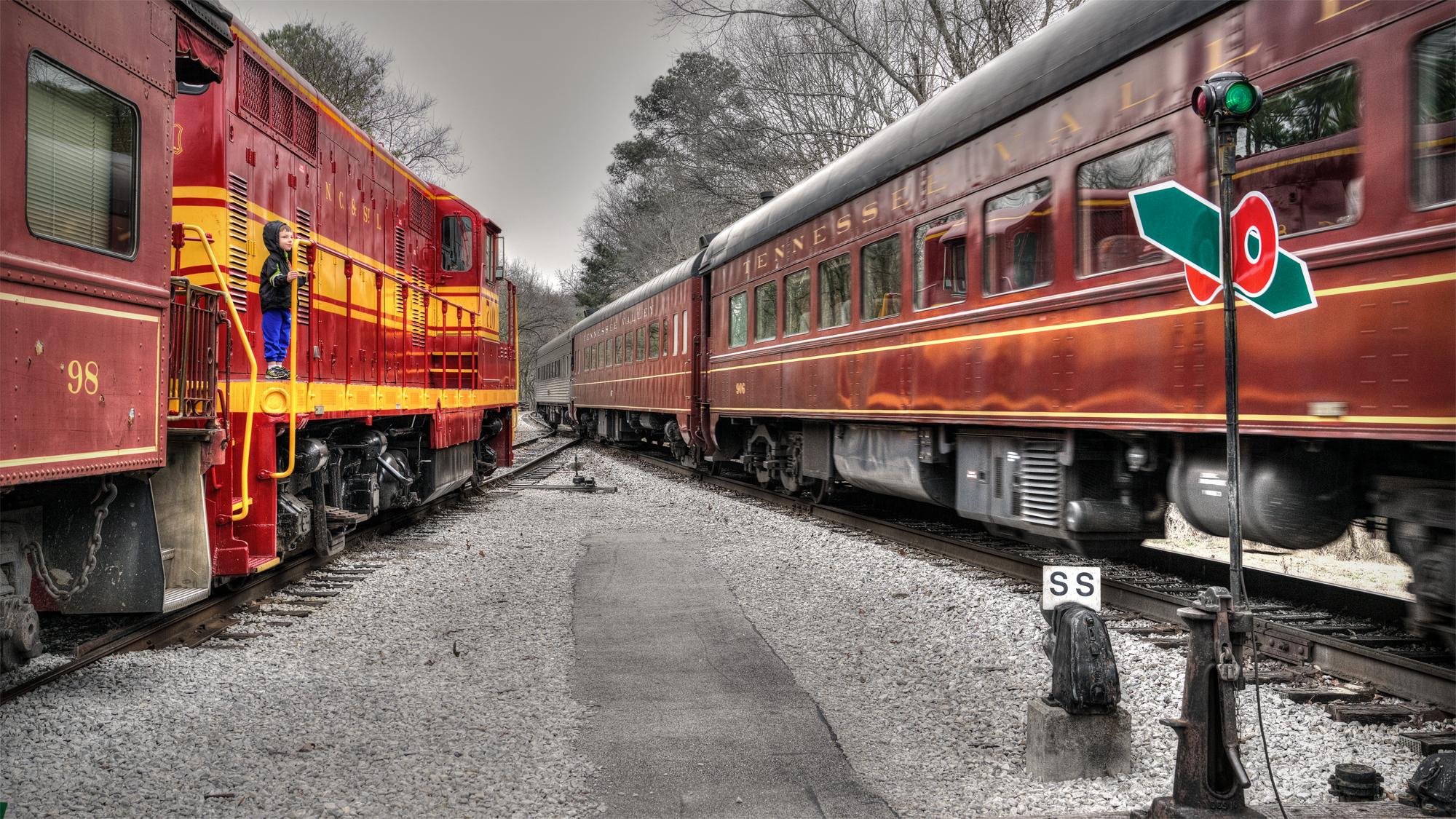 Which Train ?
