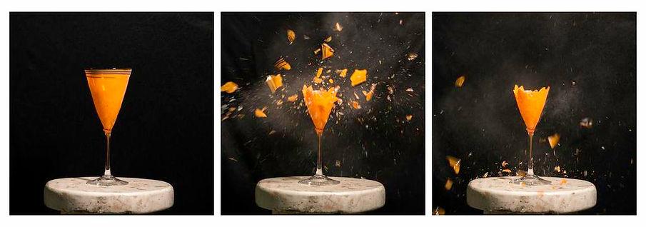 Adrien HERVE Glass, Photo. Pierrick Stévant