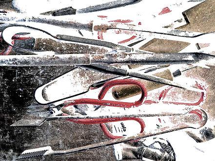 Adrien Herve Handblown Glass