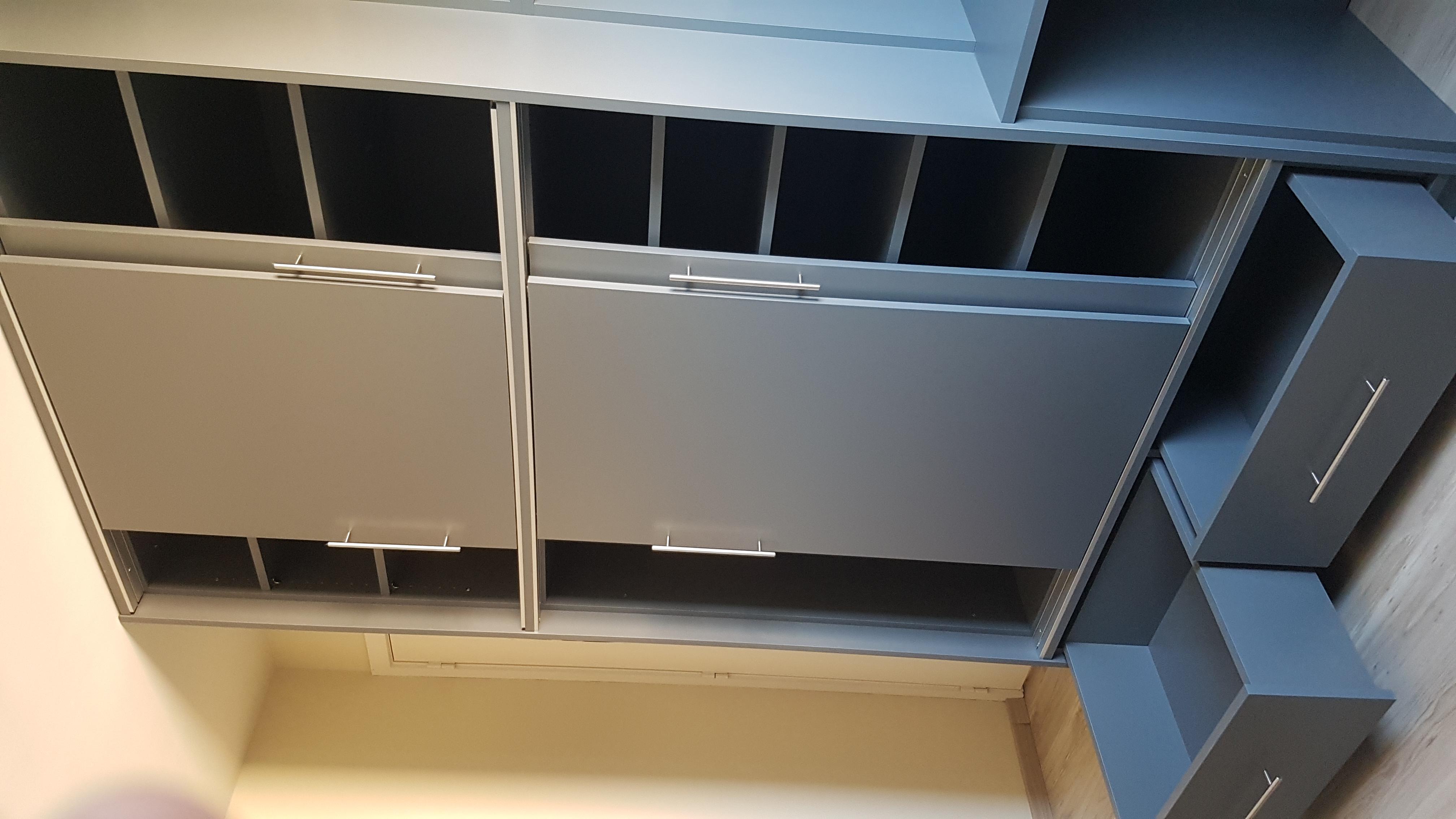 meuble sur mesure , bureau