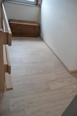 parquet massif stratifié quick step