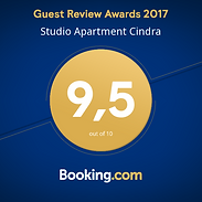 Cindra guest review award