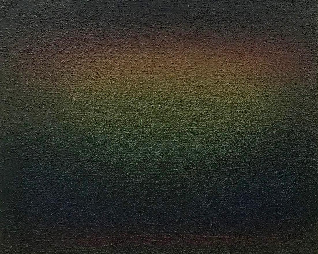 Emergence1. 27x22cm acylique sur toile 2
