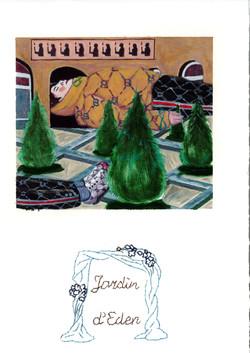 Jardin Edes