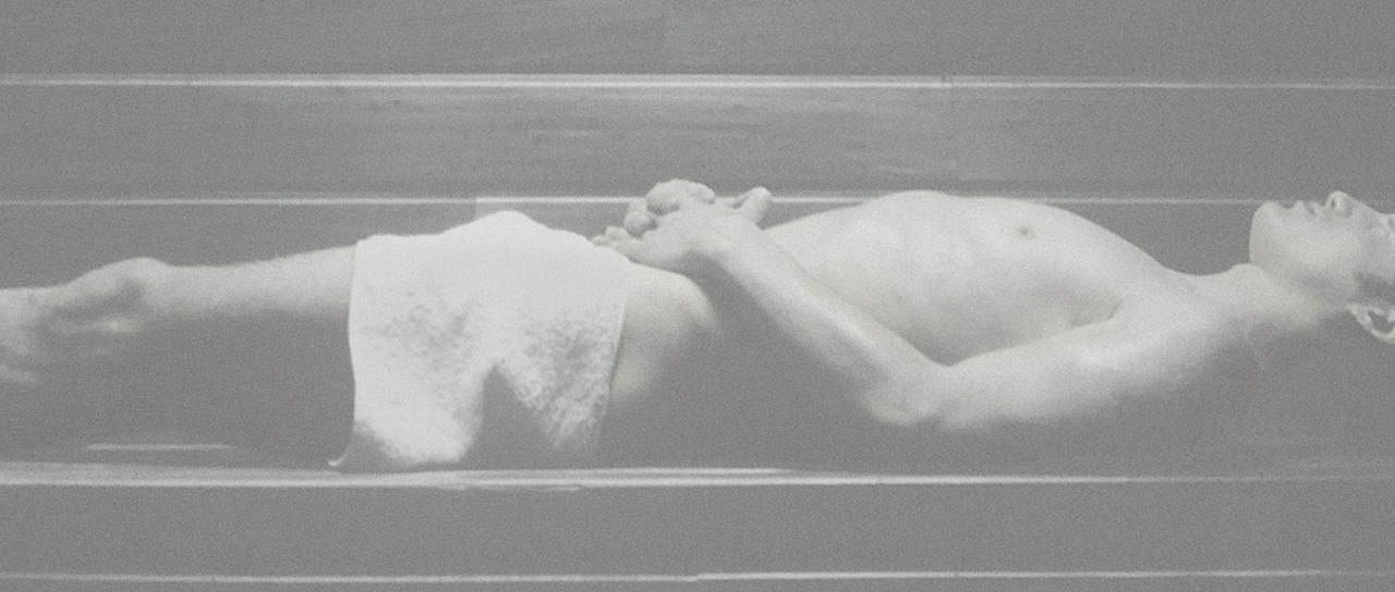 gisant-No.3,2011,74cmx174cm,