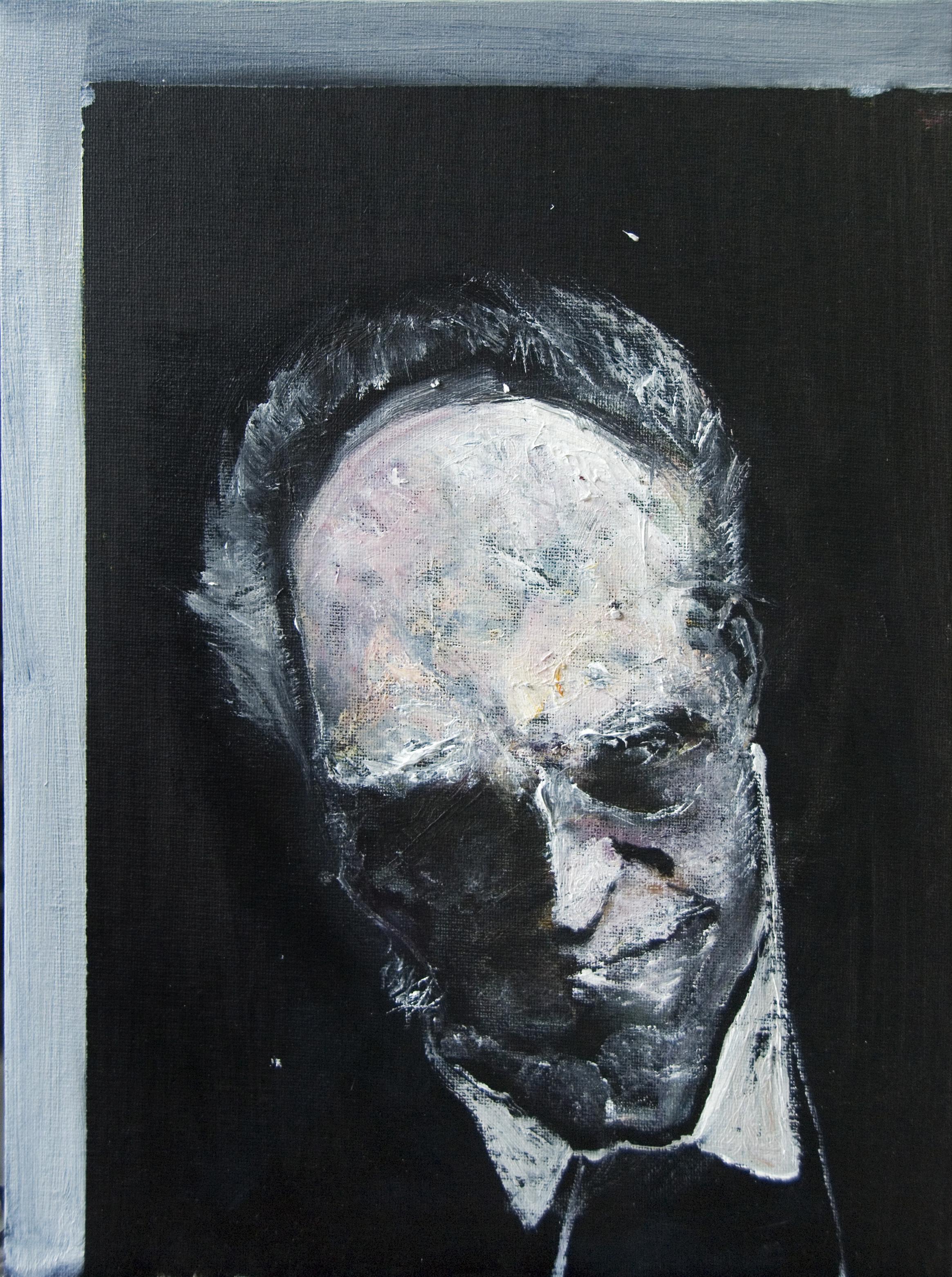 Portrait_05_Peinture_à_l'huile_30x40cm_2015