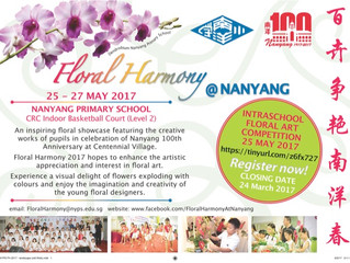 Floral Harmony 2017