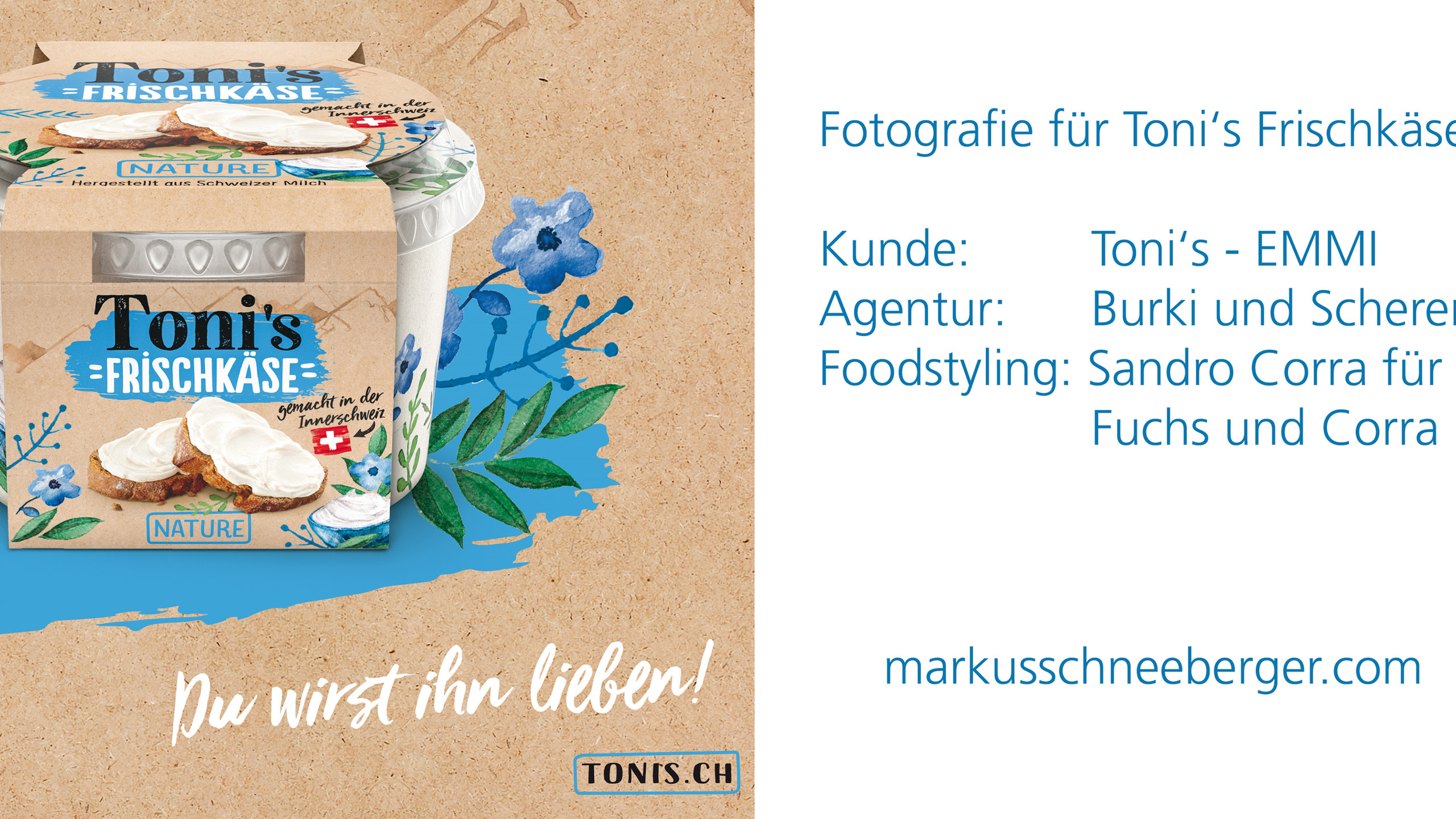 Food, Foodfotografie, Toni's