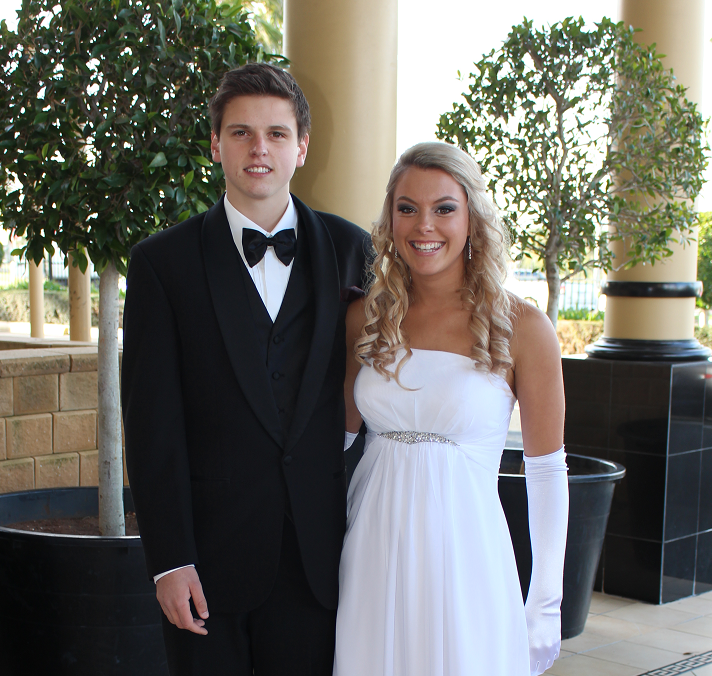 Madison Handley - Debutante