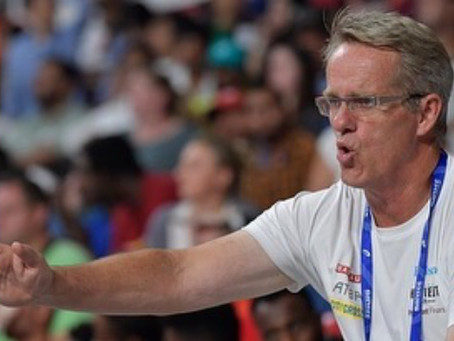 """Introducing """"In the Ring with Coach V"""" a throws newsletter by Vésteinn Hafsteinsson"""
