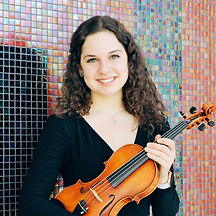 Aurélie Thériault-Brilion est violoniste au sein du Collectif de la Cité