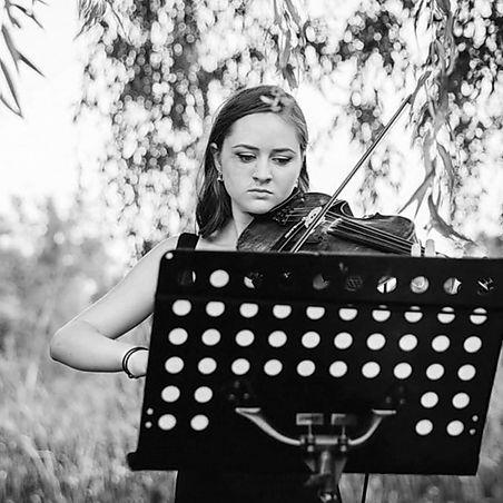 École de violon Anne-Hélène Chevrette : Karlie Guay, violoniste