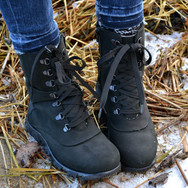Martino Footwear : les bottes Sibel noires