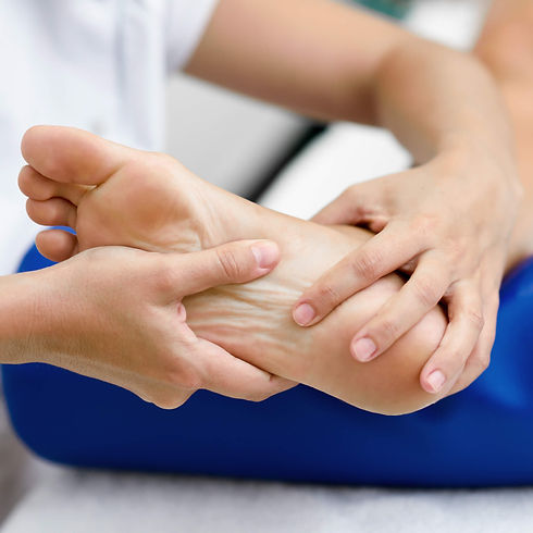 Physio Autonomie Santé : massothérapie des pieds et des jambes