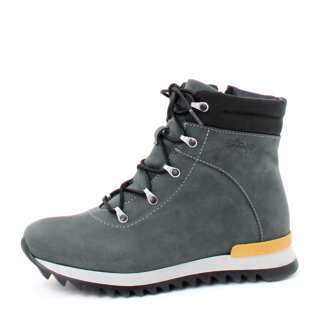 Martino Footwear : la botte Peak grise - édition 2020