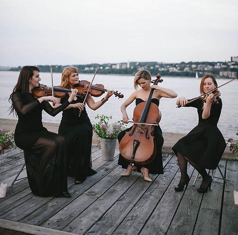 Le Collectif de la Cité offre un service musicale personnalisé