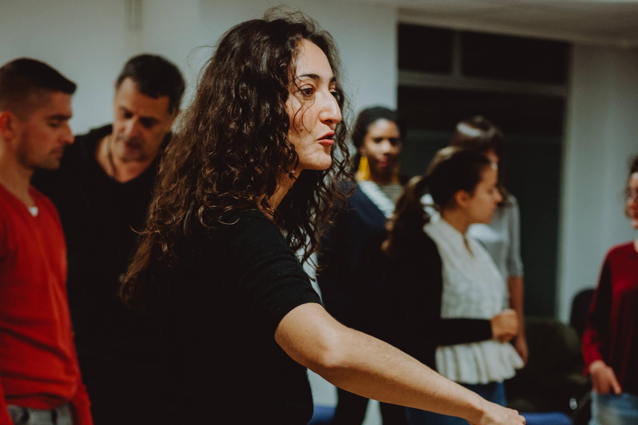 Hélène Tysman de l'Hypnose du musicien