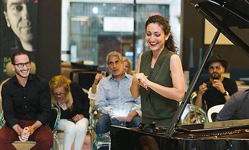 L'Hypnose du musicien, invité de Radio Vinci
