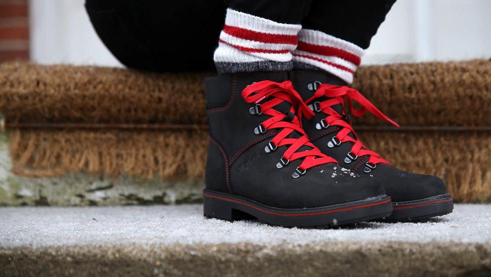 Martino Footwear : la botte Maïka noire - édition 2020