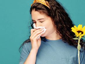 Allergies saisonnières : l'ostéopathie peut-elle m'aider?