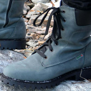 Martino Footwear : les bottes Nelson grises