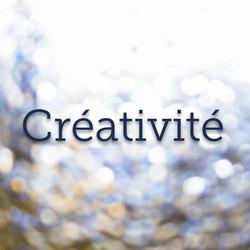 Créativité : faculté d'assembler divers éléments de façon originale et de générer de la nouveauté.