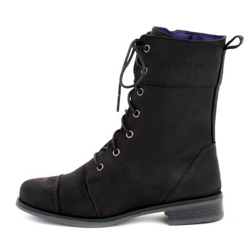 Martino Footwear : la botte Meredith noire - édition 2020