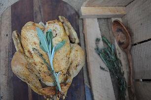 fresh non-gmo chicken turkey pastured
