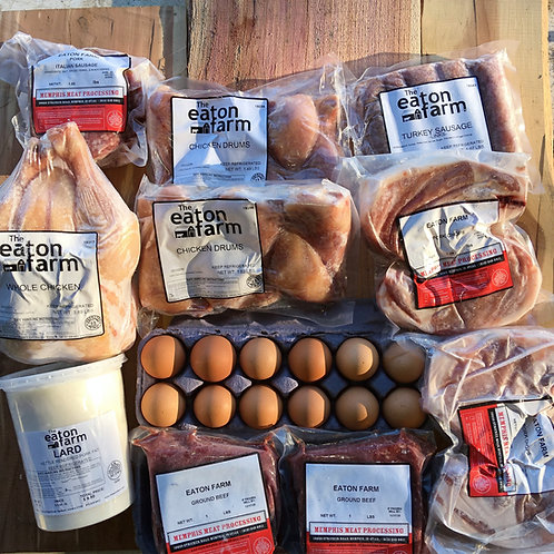 Eat Local New Year's Resolution Solution Bundle