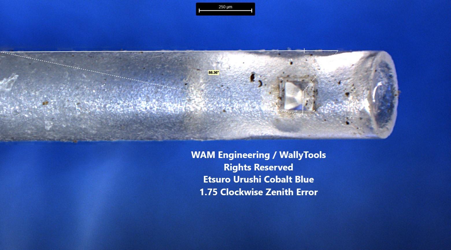 Zenith Error 2
