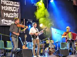 "Manouch""Muzik Festival - Mazeres"