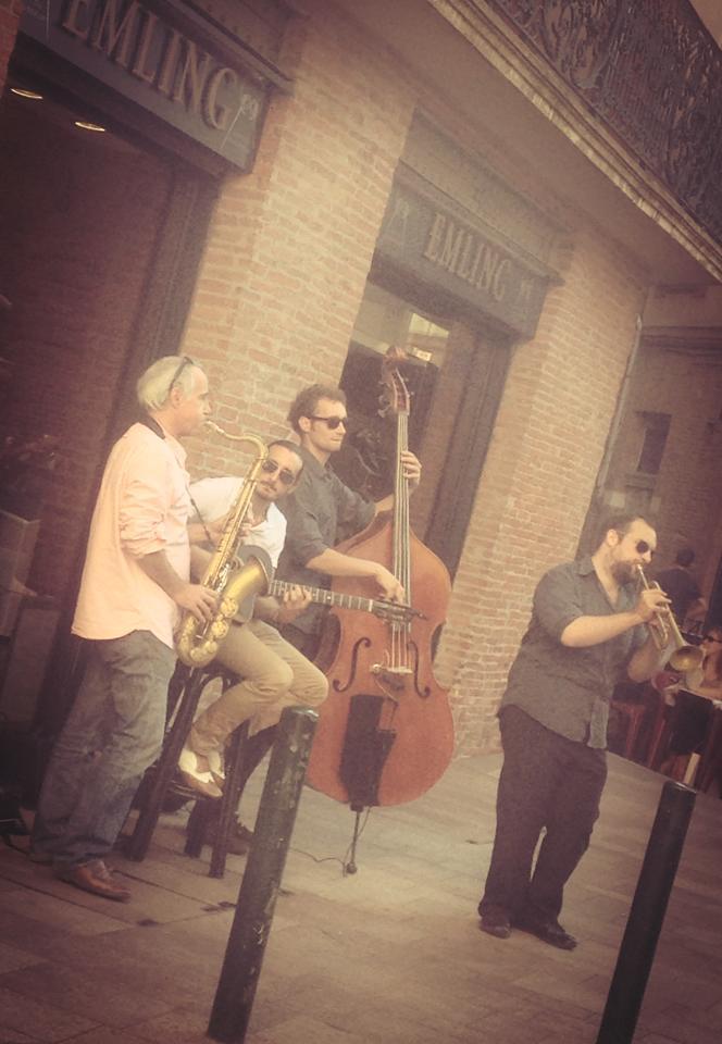 WRC Quartet - Rue des Arts
