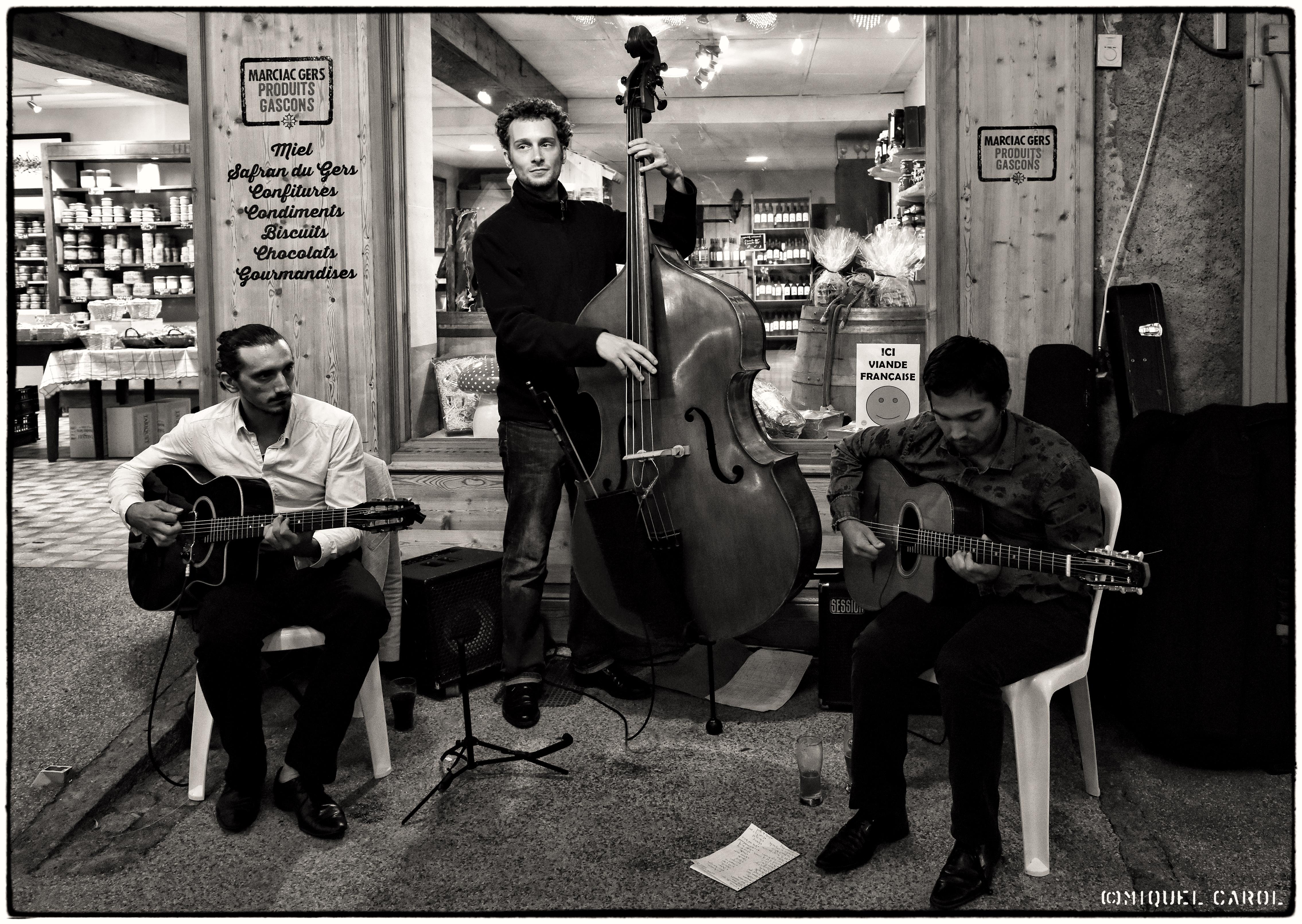Hadrien Vejsel Trio