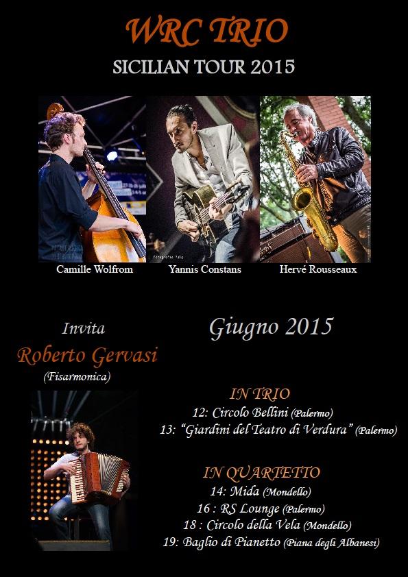 Sicilian Tour 2015