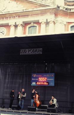 WRC Trio - Place du Capitole