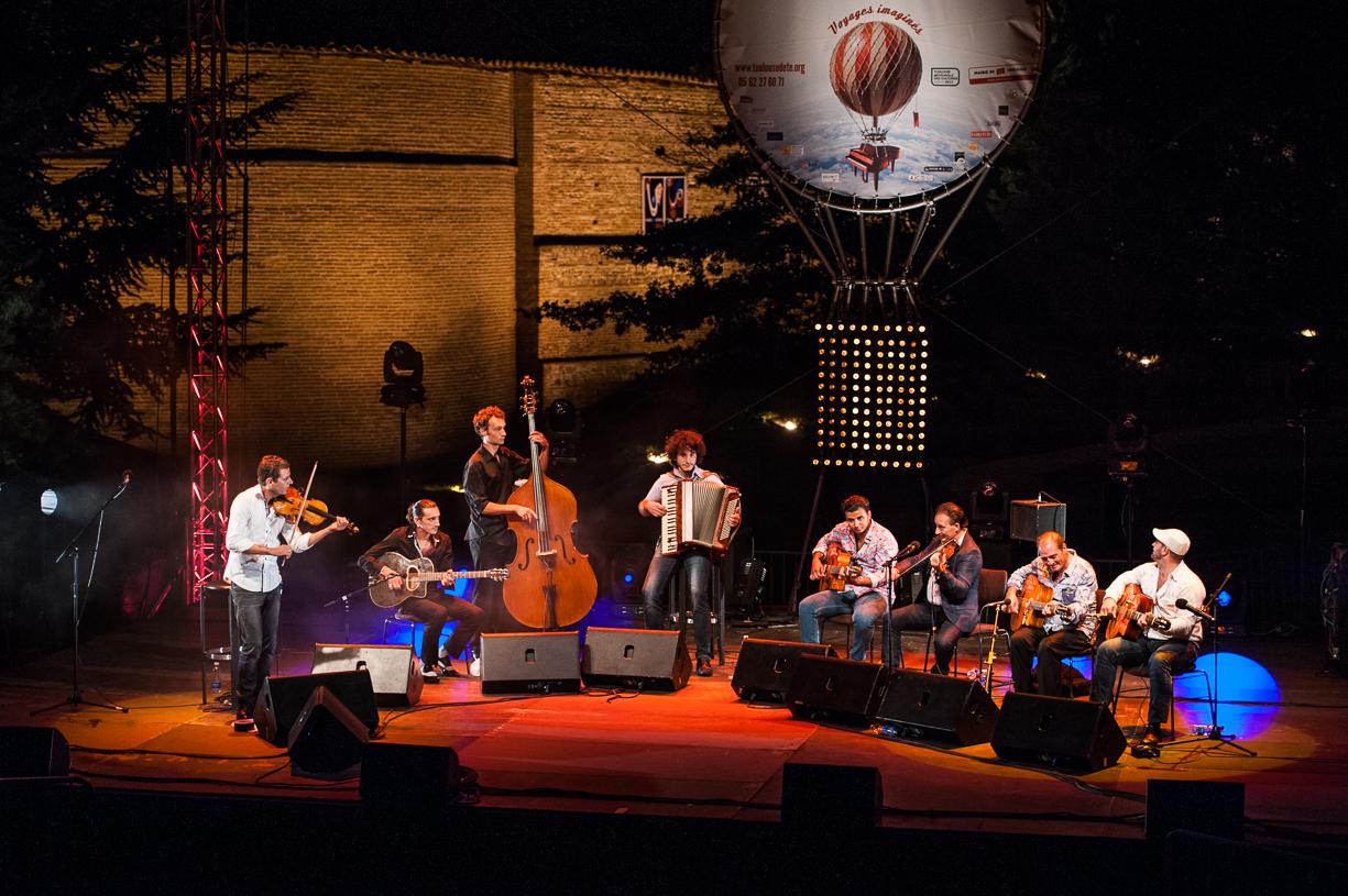 Toulouse d'été 2013